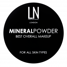 MINERAL POWDER BEST OVERALL MAKEUP
